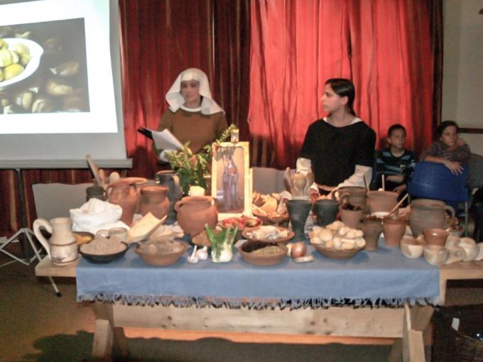 Z Cyklu Przewodnik Opowiada Kuchnia św Hildegardy