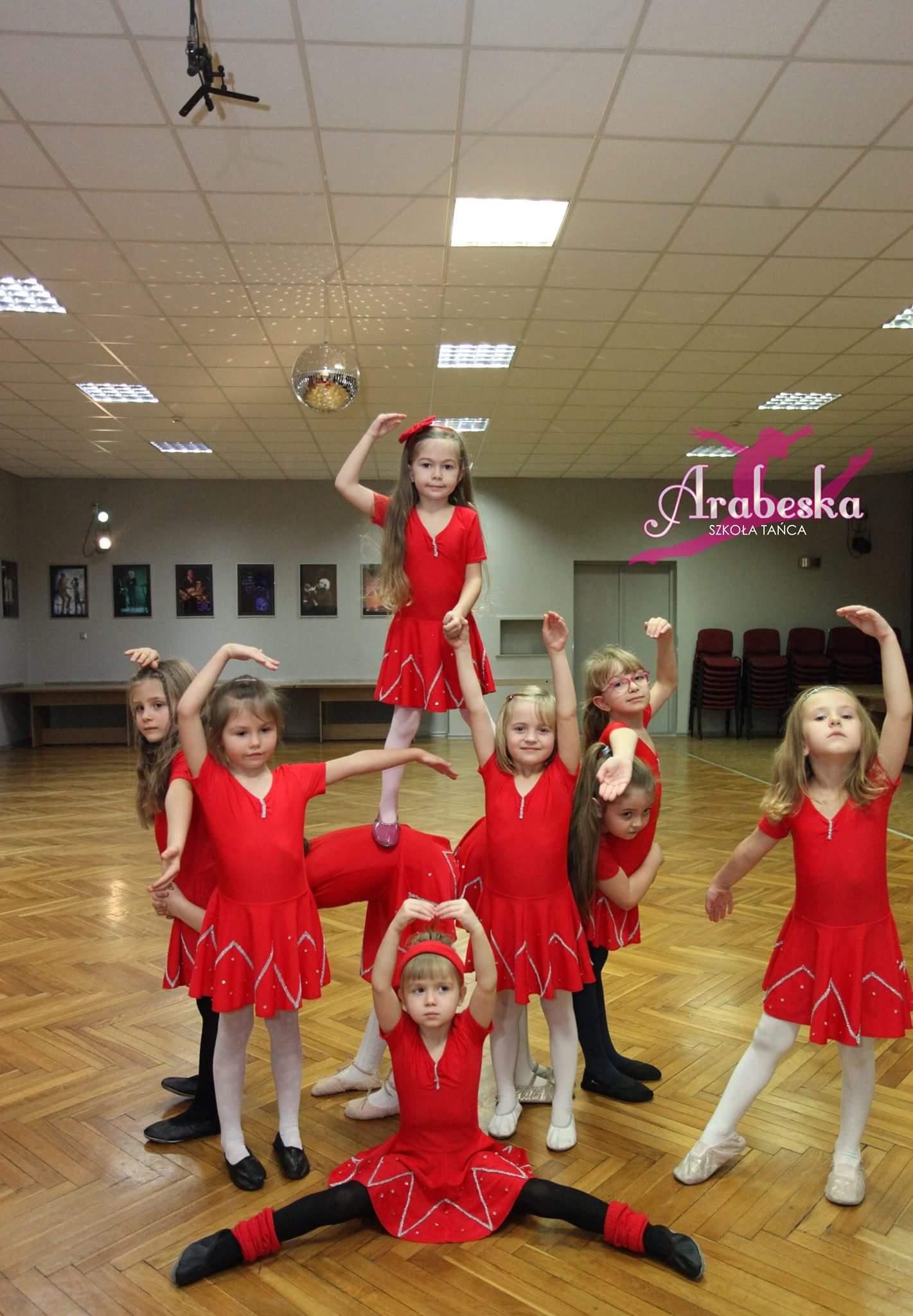 66a54530c1ea Szkoła Tańca Arabeska