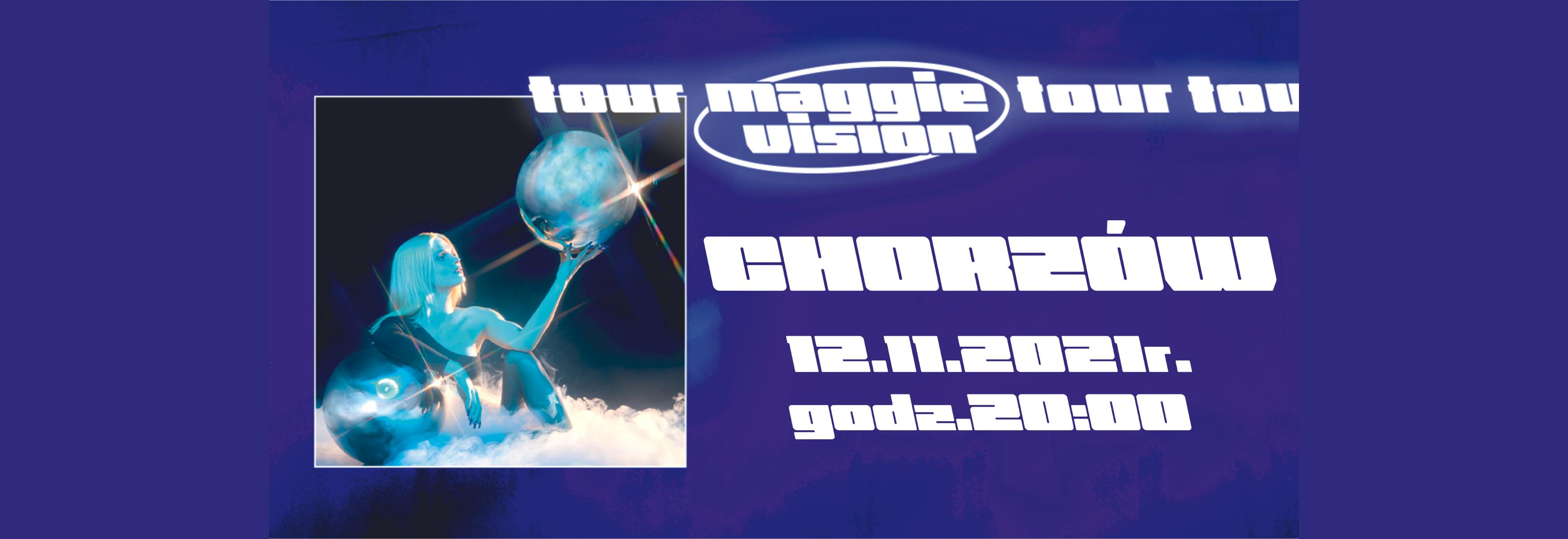 l Margaret - Maggie Vision Tour / Chorzów