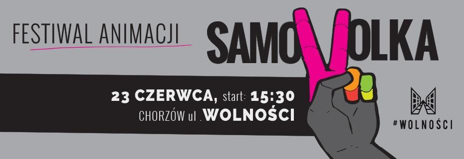 | samoVolka - Festiwal Animacji na Wolności