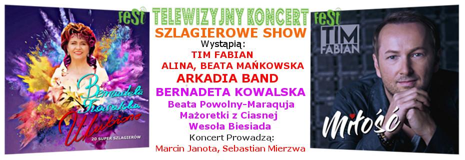 SZLAGIEROWE SHOW