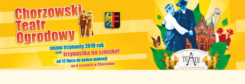 | Chorzowski Teatr Ogrodowy w CHCK