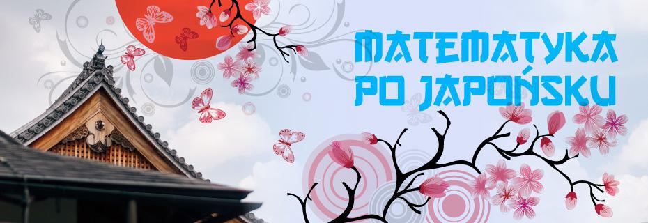 | Matematyka po japońsku