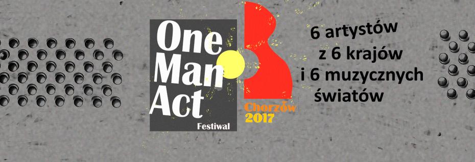 | One Man Act Festiwal
