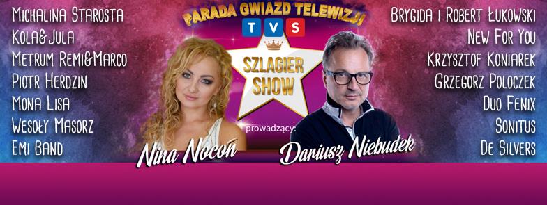 | Parada gwiazd telewizji TVS - SZLAGIER SHOW