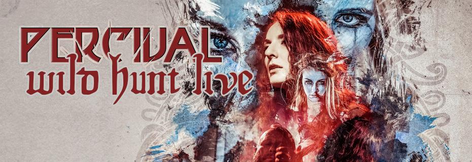 | Koncert WILD HUNT LIVE! - Percival - cykl +21