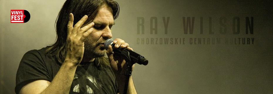 | Ray Wilson koncert w ramach Vinyl Fest