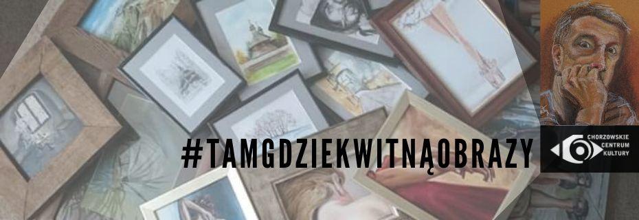 Wernisaż i wystawa online malarstwa Adama Lempy - DOSTEPNE NA NASZYM FB